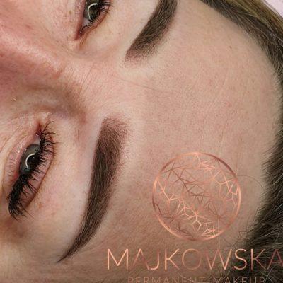 Makijaż permanentny brwi Poznań